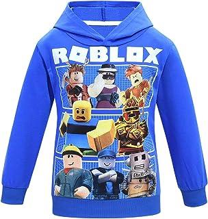 Hoodies Roblox Kinderen Sweatshirts met capuchon