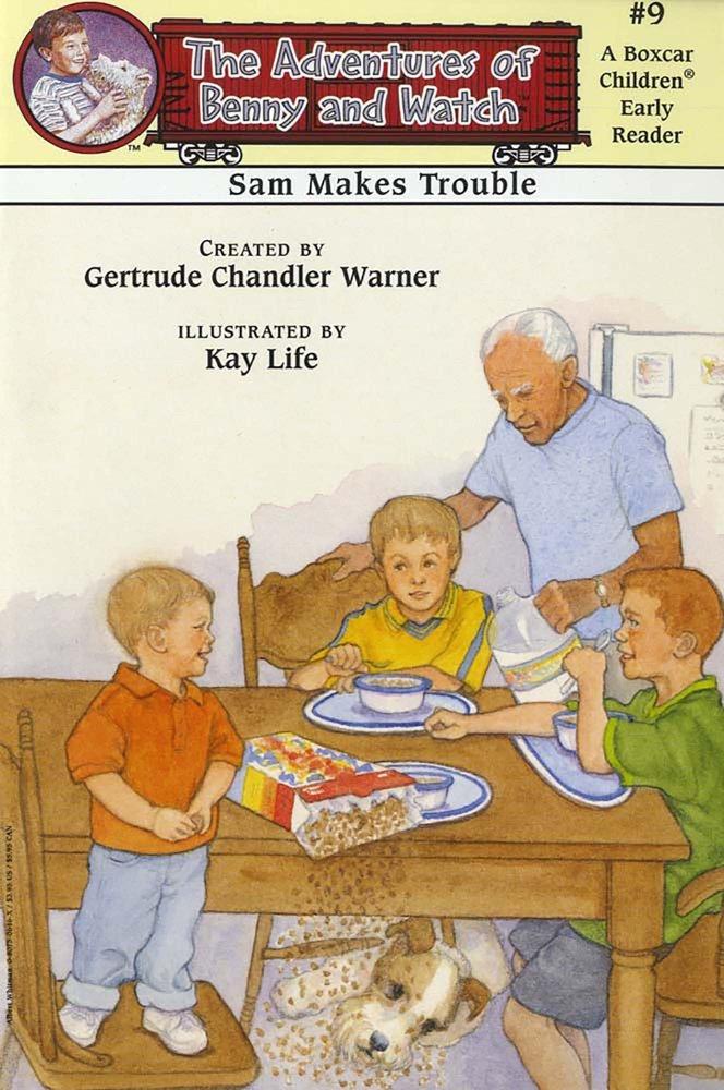 Makes Trouble Gertrude Chandler Warner