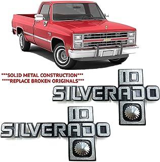 1 Pair BWDPL1ST muscle hot rod rat truck Billet Door Plunger Set
