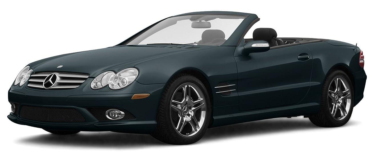 Amazon Com 2007 Mercedes Benz Sl550 5 5l V8 Resenas Imagenes Y Especificaciones Vehiculos