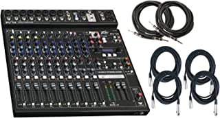 peavey 14 channel usb mixer
