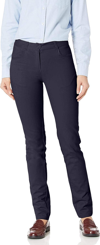 IZOD Junior's Daily bargain sale 2021new shipping free Uniform Skinny Pant Stretch Twill