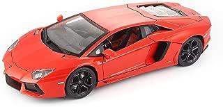 Bburago 1:18 Scale Lamborghini LP 700-4 Diecast Vehicle (Colors May Vary)