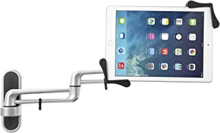 Tablet Mount, CTA Digital Articulating Wall Mount for 7-13 Inch Tablets, Including iPad 10.2-Inch (7th Gen.), iPad Air 3, iPad Mini 5 & More