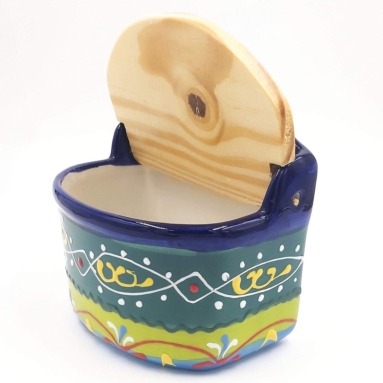 Saliera in ceramica Bolonia TORO DEL ORO