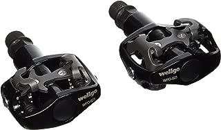 Wellgo WPD-823 MTB CR-MO Clipless Pedal, 9/16-Inch