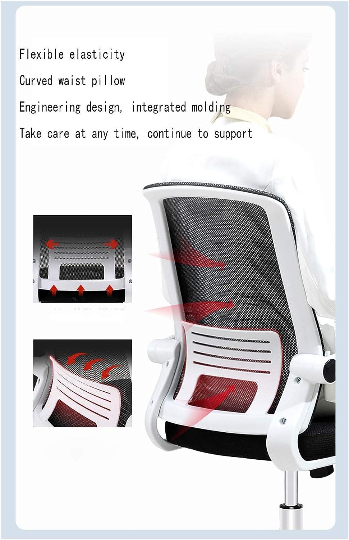 Chaise de Bureau Mahjong ménages Chaise Chaise Dossier Réception Confortable Chaise Ordinateur Dortoir Chambre Respirante Mesh Chaise étudiants Blue Blue