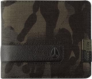 Showoff Camo Wallet, Black Combo