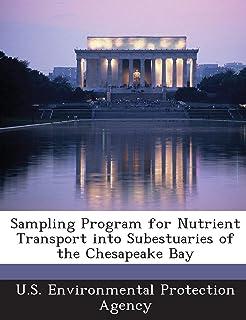 Sampling Program for Nutrient Transport Into Subestuaries of the Chesapeake Bay