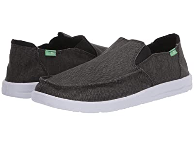 Sanuk Hi Five (Black) Men