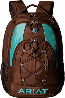 Backpack w/ Bungy Cord Front