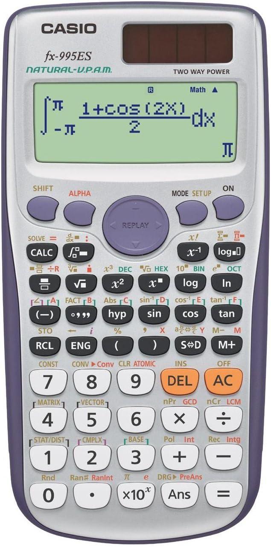Casio scientific 新作製品 世界最高品質人気 日本製 calculator math natural 572 display 10 function