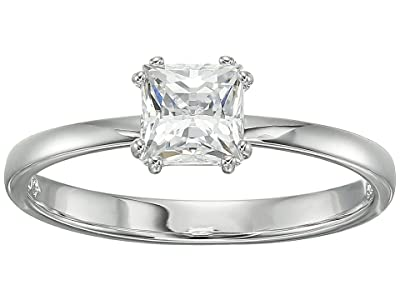 Swarovski Attract Square Engagement Ring (CZ White) Ring