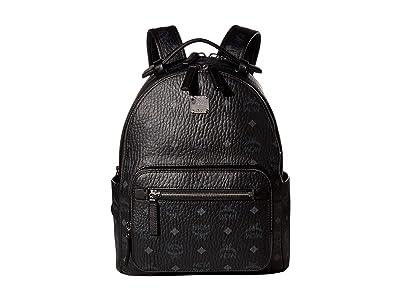 MCM 32 Stark Backpack (Black) Backpack Bags