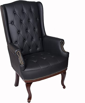 Amazon Co Uk Leather Armchairs Chairs Home Kitchen