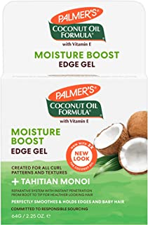 Palmer's Coconut Oil Formula Super Control Gel for Edges, 2.25 ounce