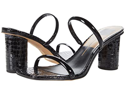 Dolce Vita Noles Patent (Midnight Patent Croc Leather) Women
