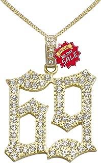 Best 6ix9ine shop jewelry Reviews
