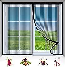 Magnetisch venster scherm, wasbaar vliegenscherm venster, insectennet gaas scherm venster, eenvoudige installatie houden b...