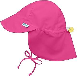 i play. Sombrero de protección Solar con Solapa | UPF 50+ protección Solar Todo el día para la Cabeza, el Cuello y los Ojos