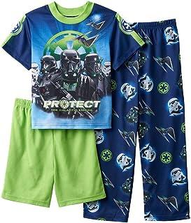 Lego Star Wars Darth Vader Boys Shorts Pajamas 4-12