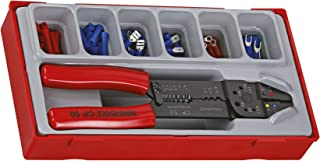 Teng Tools 121 Piece Crimping Tool & Terminal Set - TTCP121