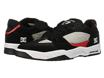 DC Maswell (Grey/Black/Red) Men