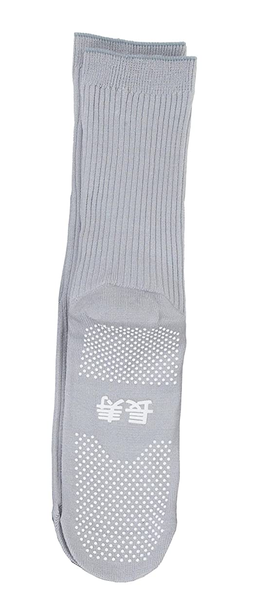 """損なうほぼ印象的な神戸生絲 すべり止め靴下(""""長寿"""
