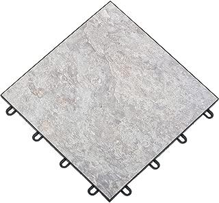 TileFlex Floor Tiles (Gray) (.5