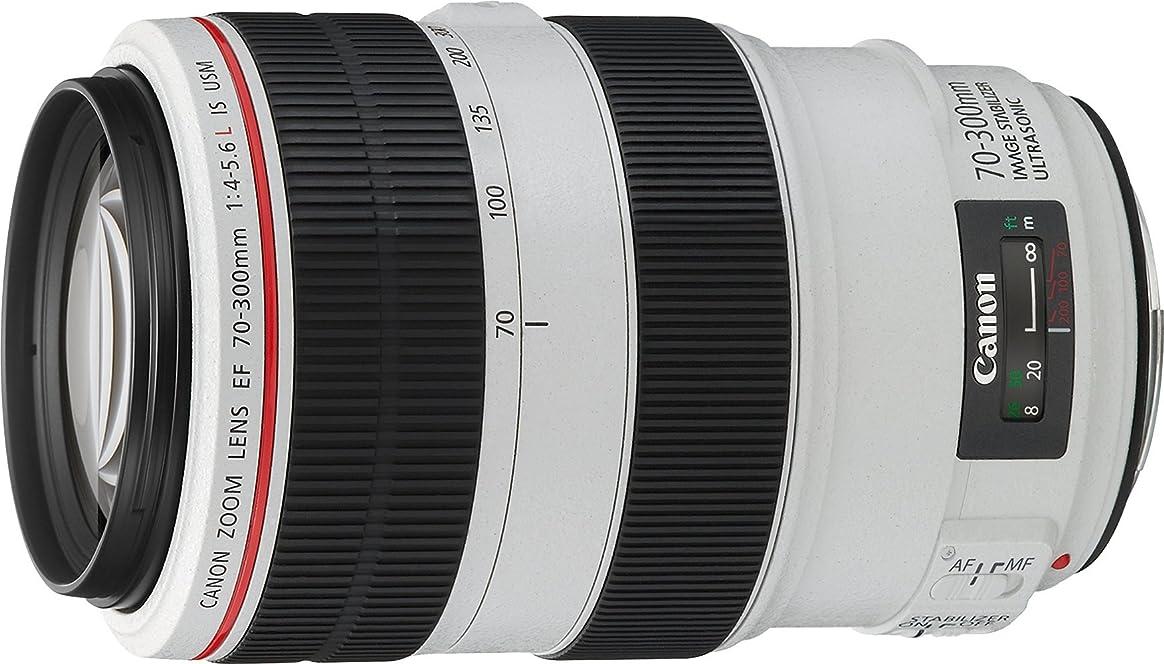 再生可能ゼロそれるCanon 望遠ズームレンズ EF70-300mm F4-5.6L IS USM フルサイズ対応