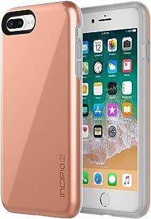 Incipio Haven LUX iPhone 8 Plus & iPhone 7 Plus Case with Padded Interior and IML Finish for iPhone 8 Plus & iPhone 7 Plus - Rose Gold