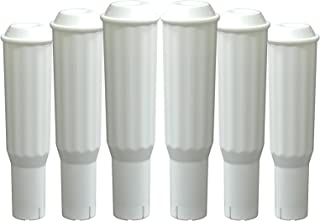 Jura Capresso Clearyl/Claris White Water Filters - Pack of 6