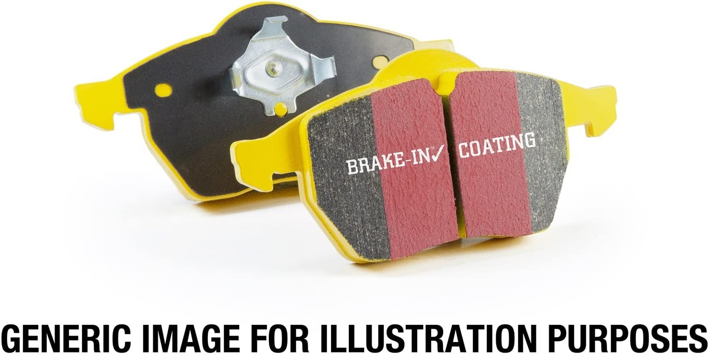 Large discharge sale EBC Brakes DP41989R Yellowstuff sold out Street Pad and Brake Track