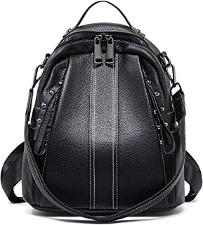 black convertible backpack