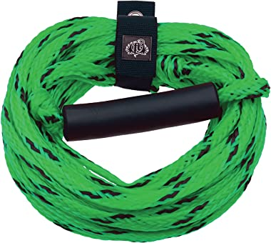 Full Throttle Towable Tube Rope for 3-4 Person Tubes, 60-Feet
