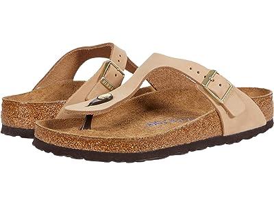 Birkenstock Gizeh Soft Footbed