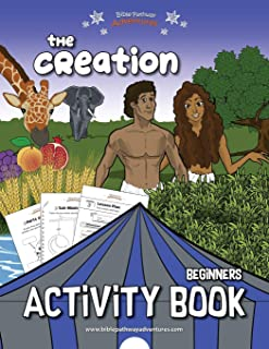 The Creation Activity Book (Beginners)