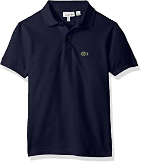 Lacoste Boys Short Sleeve Classic Pique Polo Shirt