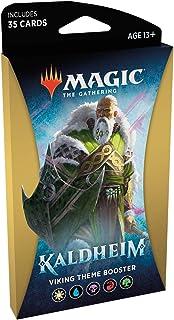 Magic The Gathering: Kaldheim  35 cards, all based on a theme   Theme Booster Viking Unitário - Inglês