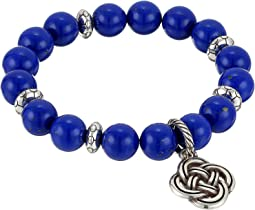 Interlok Lapis Stretch Bracelet