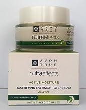 AVON True Nutraeffects Mattifying Gel-Crema De Noche Matificante Sin Aceite 50ml