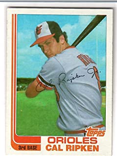 1982 Topps Traded Baseball Complete Set In Box Cal Ripken Jr. Rookie Card OPEN