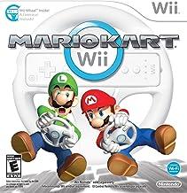 Mario Kart Wii with Wii Wheel photo