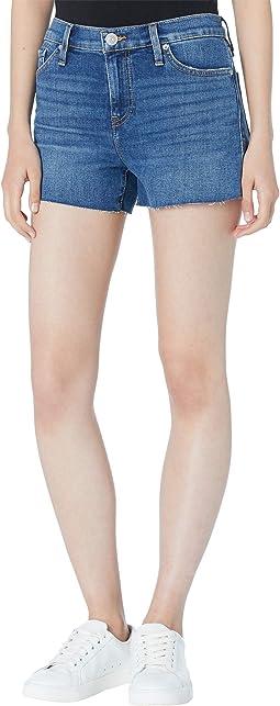 Gemma Mid-Rise Cutoffs Shorts in Moon Hour