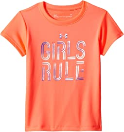 Girls Rule Short Sleeve (Toddler)