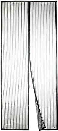 f/ür die Balkont/ür Kellert/ür Fliegenvorhang Moskitonetz 90 * 210 cm ANK-SNL Magnet Fliegengitter T/ür Insektenschutz Automatisches Schlie/ßen/Magnetvorhang Kinderleichte Klebemontage Ohne Bohren