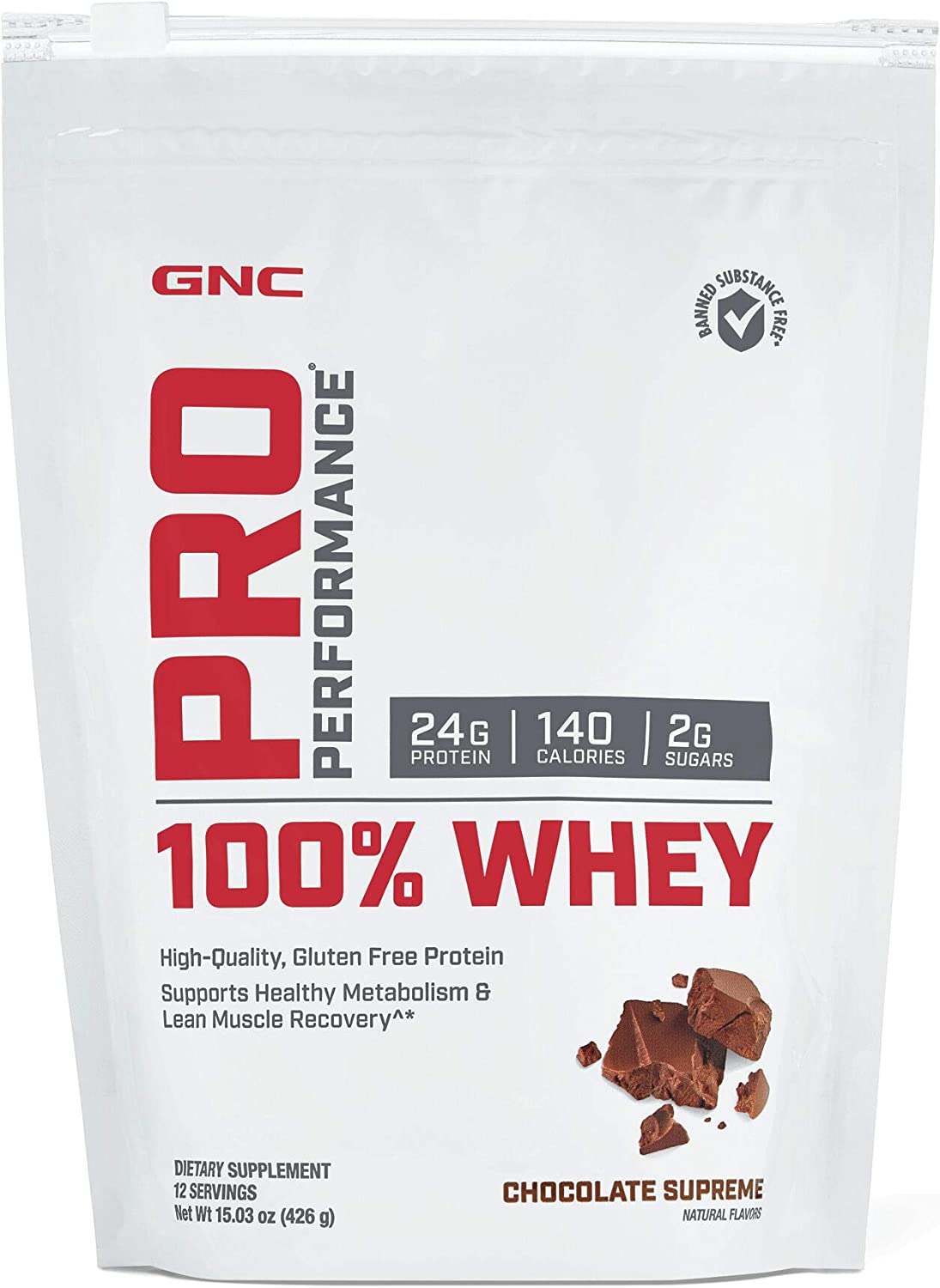 Max 70% OFF GNC Pro Performance 100% Whey online shopping - Chocolate Protein Supreme Powder