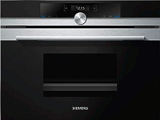 Siemens iQ700 CD634GAS0 - Horno (Pequeño, Horno eléctrico, 38 L, 1750 W, 38 L, 30-100 °C)