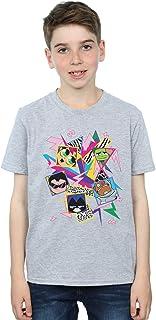 DC Comics Niños Teen Titans Go 80s Icons Camiseta