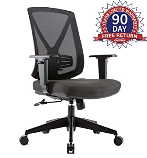 Amazing Best Coavas Mesh Office Chair Of 2019 Top Rated Reviewed Short Links Chair Design For Home Short Linksinfo